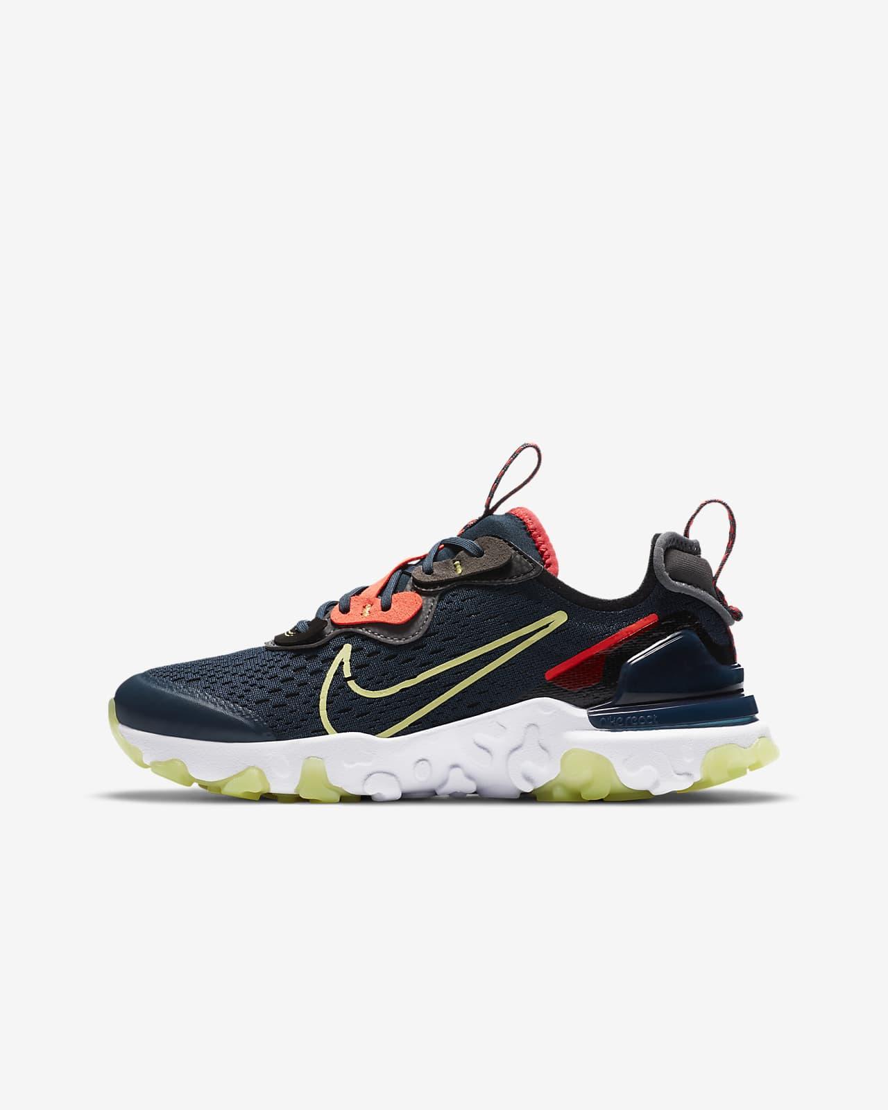 Nike React Vision Big Kids' Shoe