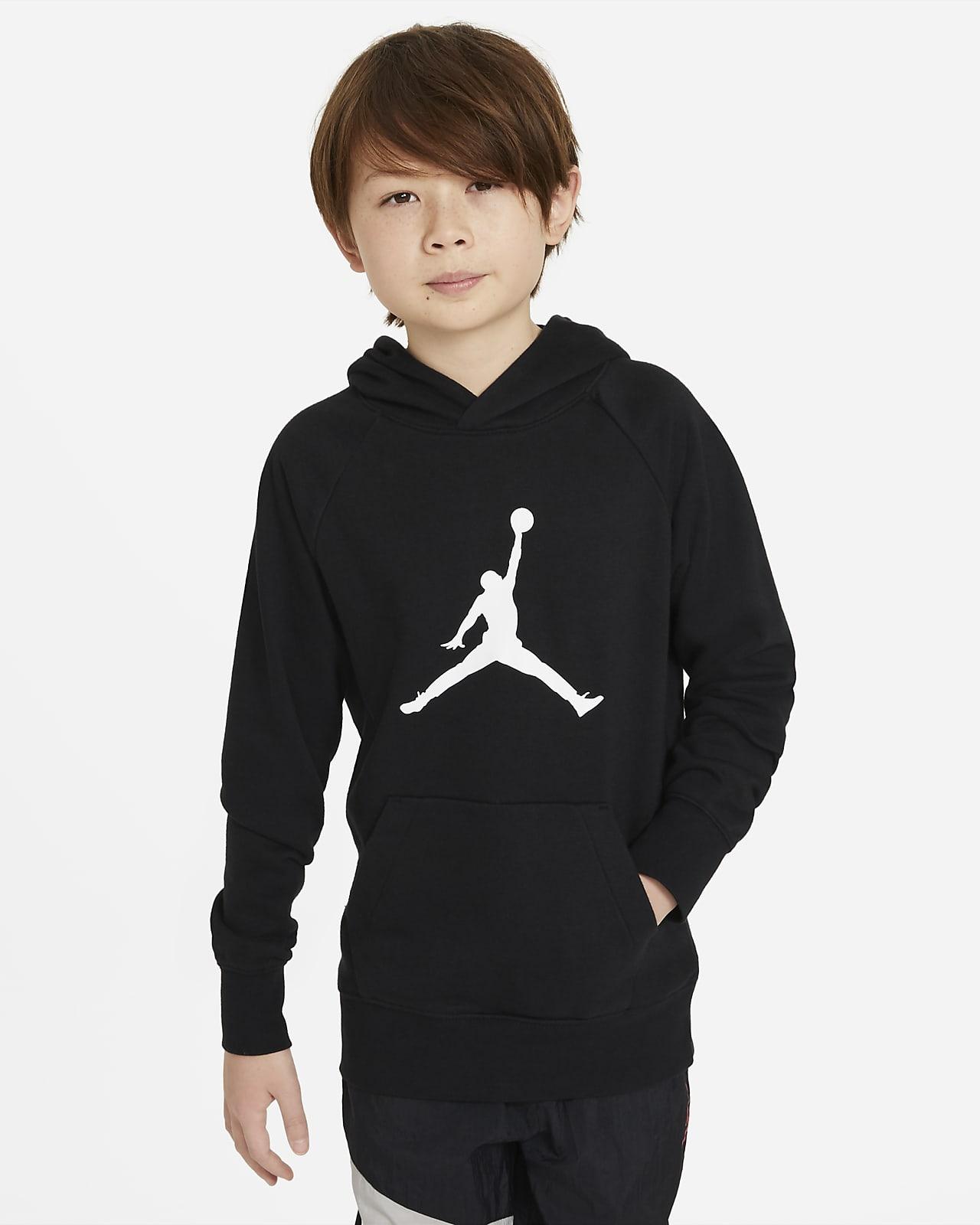 Jordan Big Kids' (Boys') Pullover Hoodie