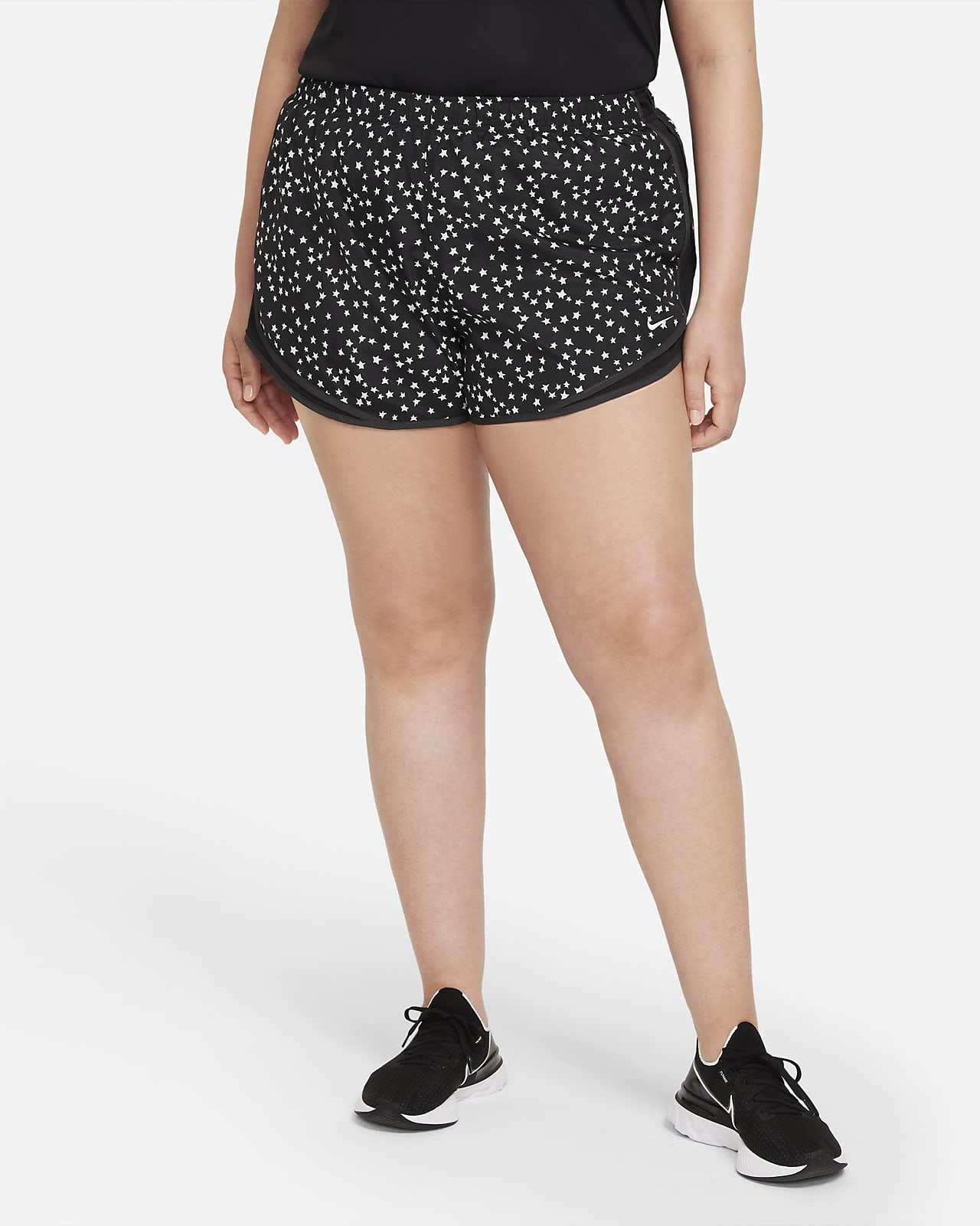 Shorts de running para mujer Americana Nike Tempo (talla grande)
