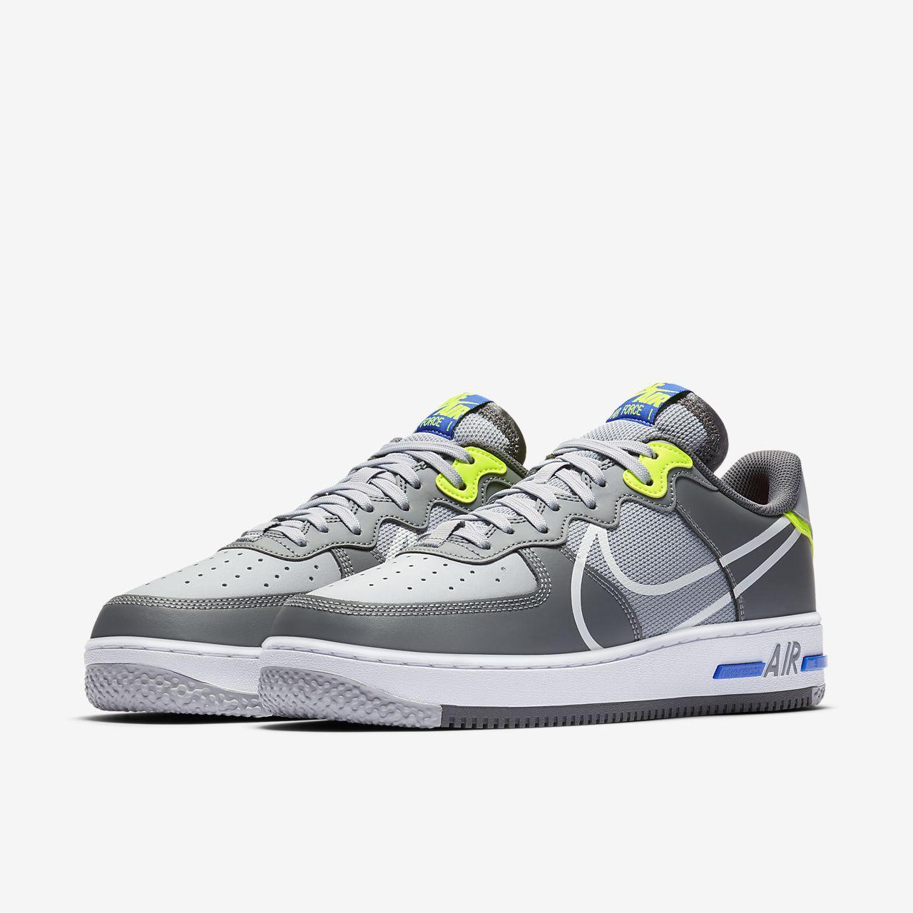 Nike gör om de klassiska Air Force 1 och ger dem ny design