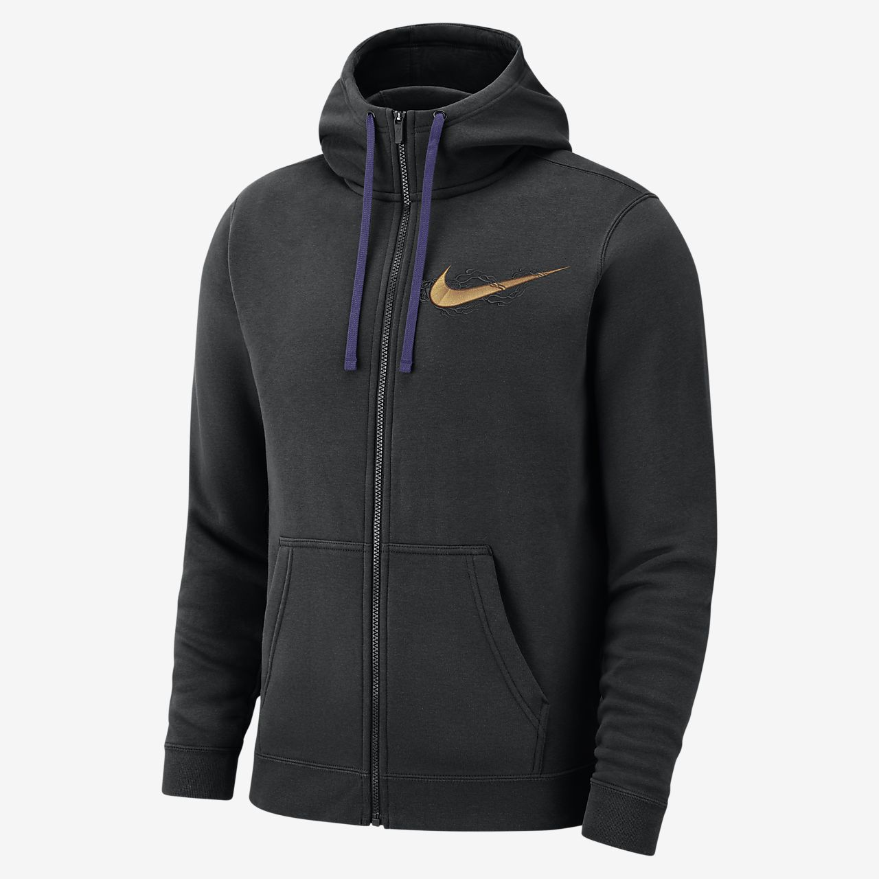 Team 31 'Chinese New Year' Nike NBA 男子全长拉链开襟连帽衫