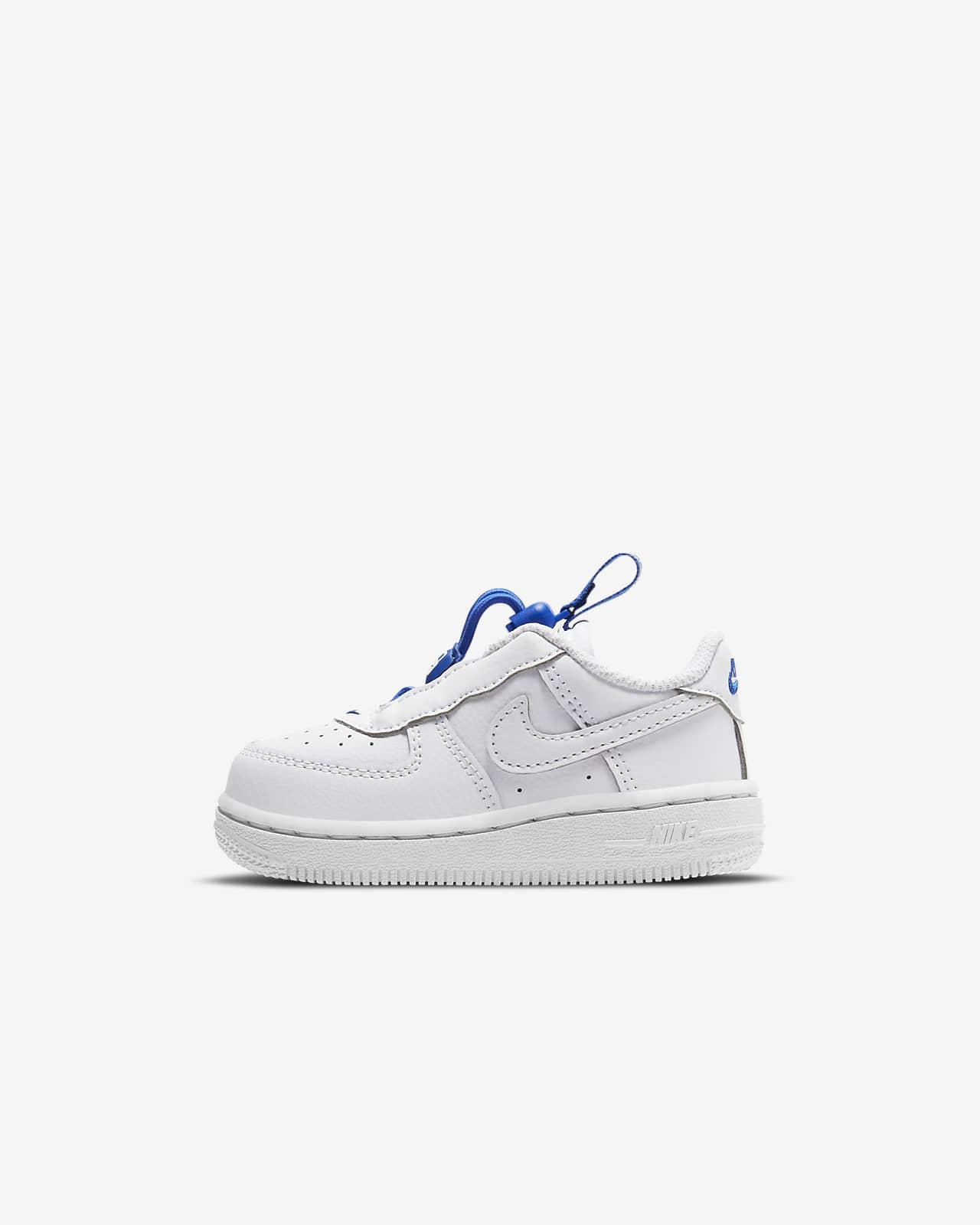 Calzado para bebé e infantil Nike Force 1 Toggle