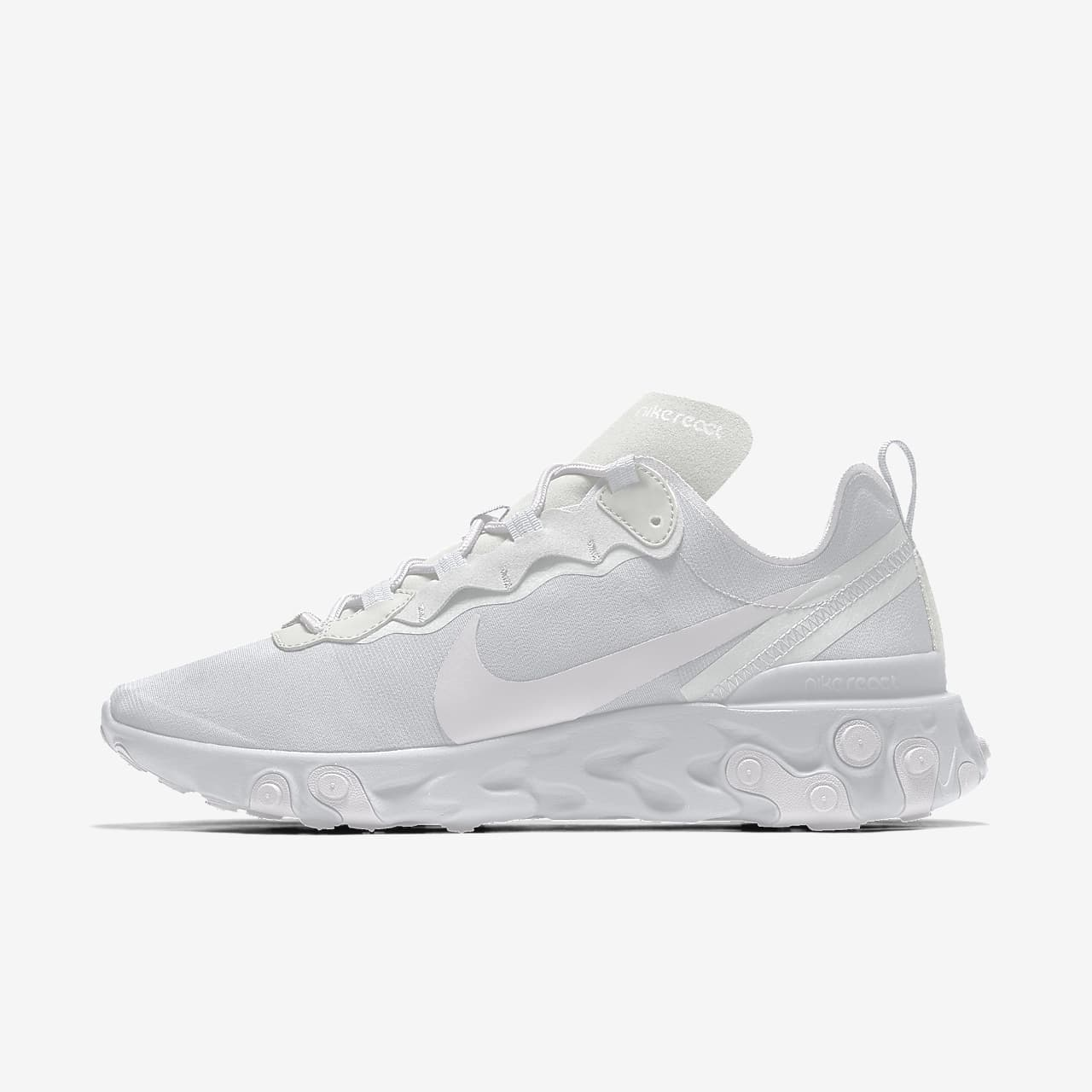 Nike React Element 55 By You Zapatillas de lifestyle personalizables - Mujer