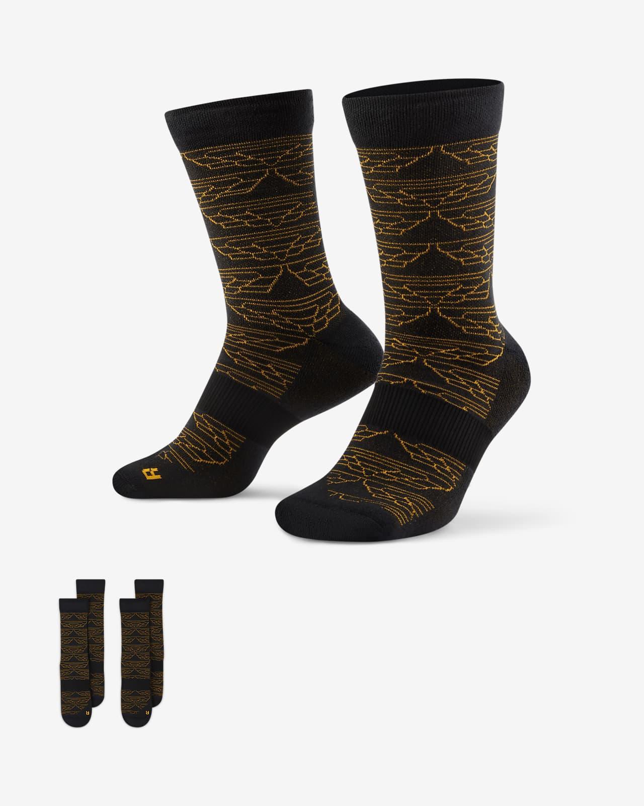 ถุงเท้าข้อยาว Jordan Legacy (2 คู่)