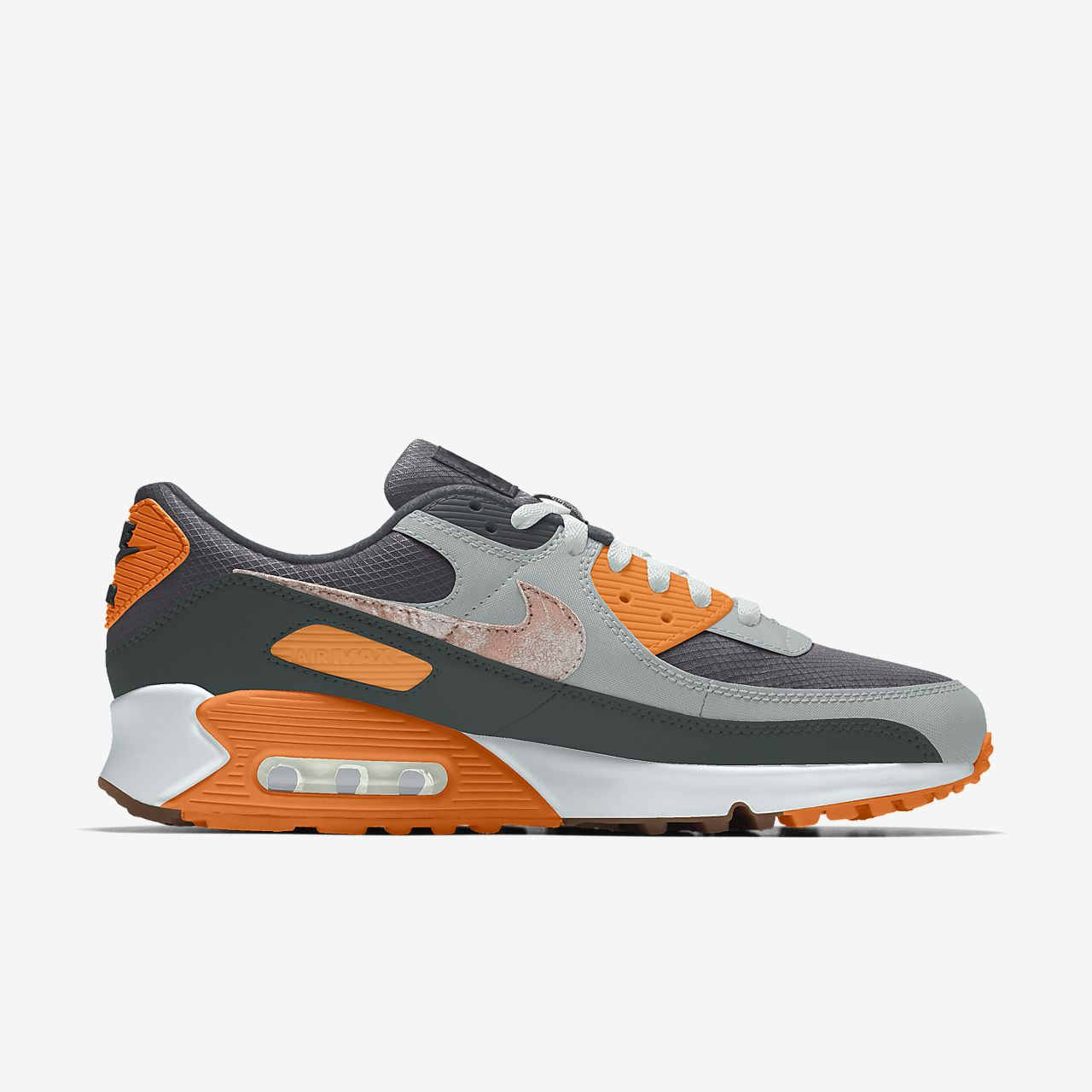 Nike Air Max 90 Unlocked By You Custom lifestyleschoen voor heren