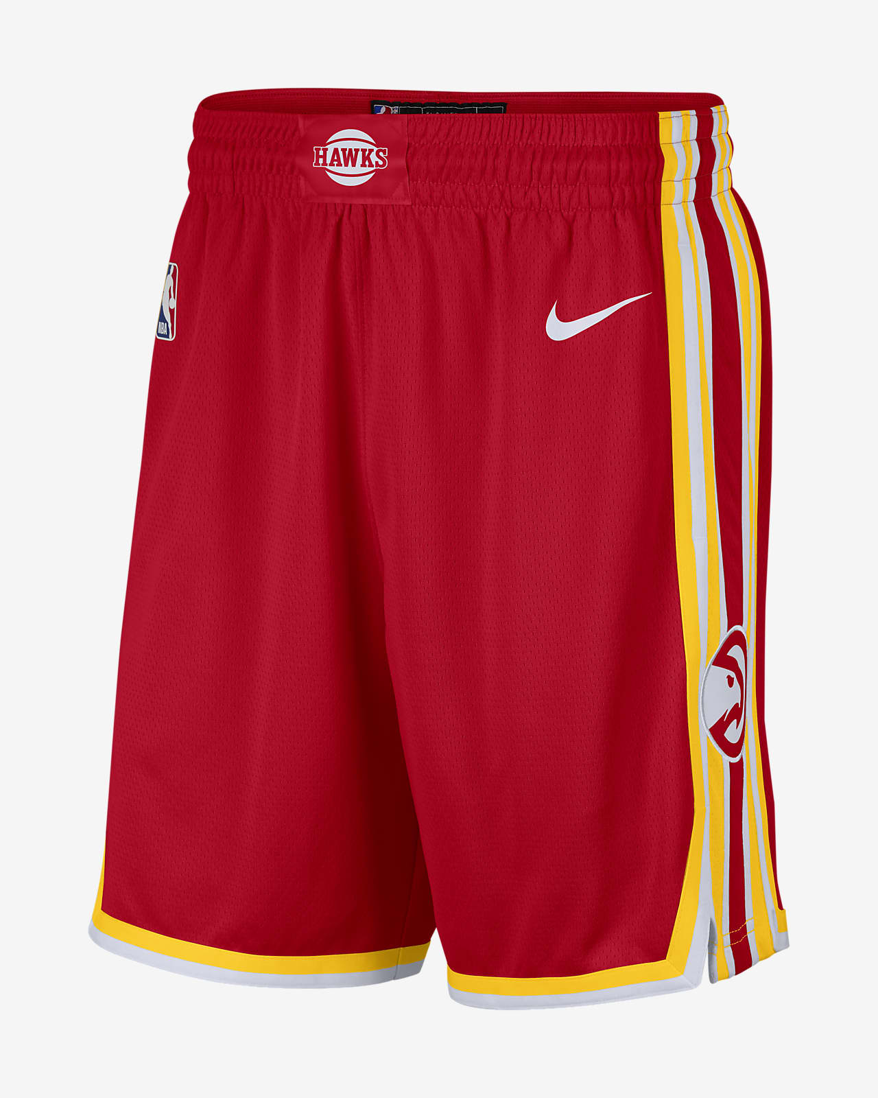 Hawks Icon Edition 2020 Men's Nike NBA Swingman Shorts