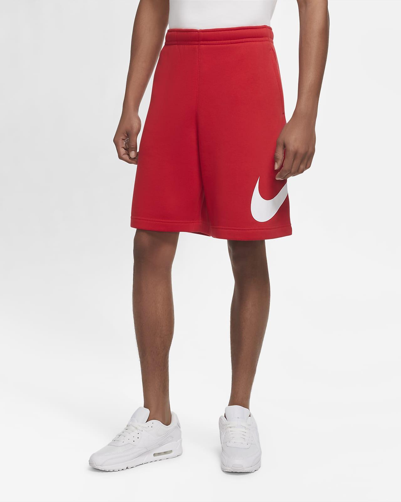 Nike Sportswear Club Men's Graphic Shorts