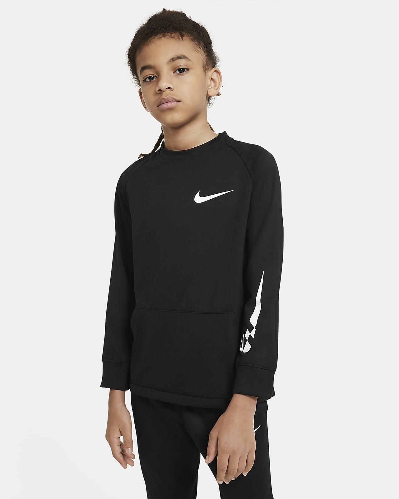 Nike Older Kids' (Boys') Fleece Training Top