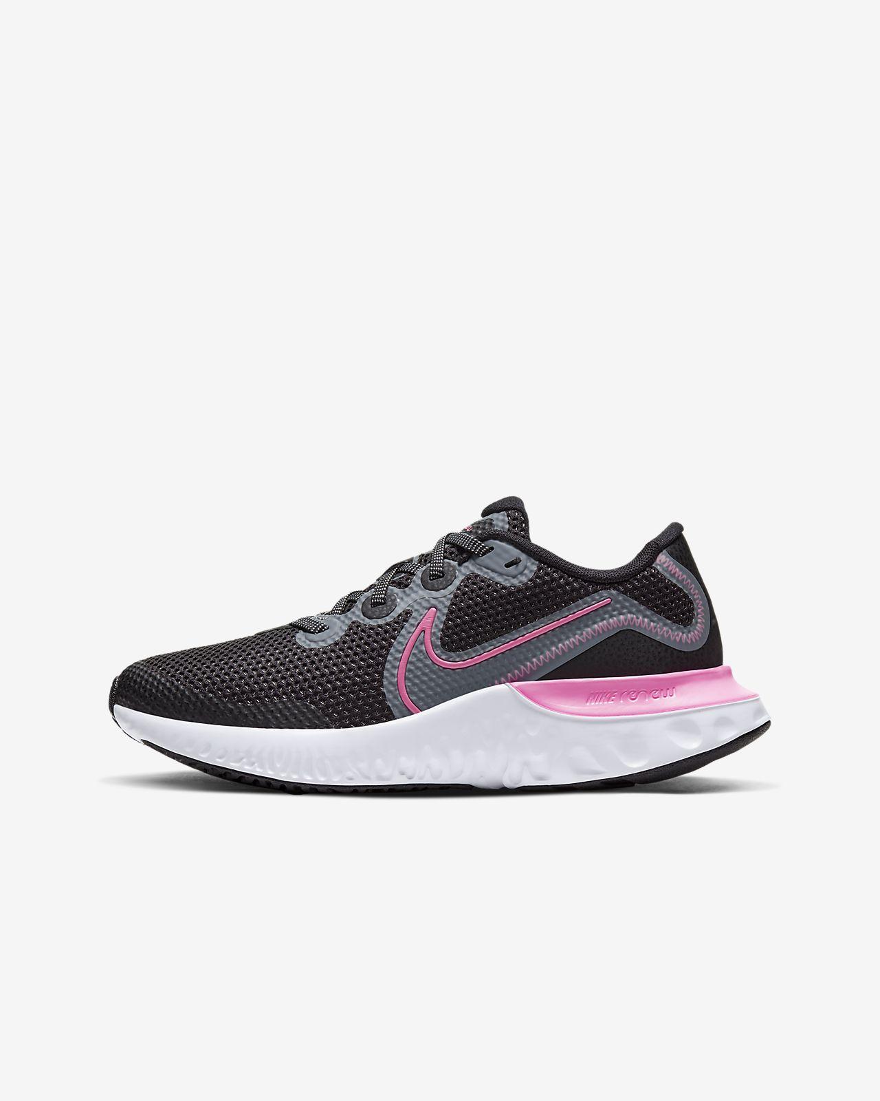 Nike Renew Run Big Kids' Running Shoe