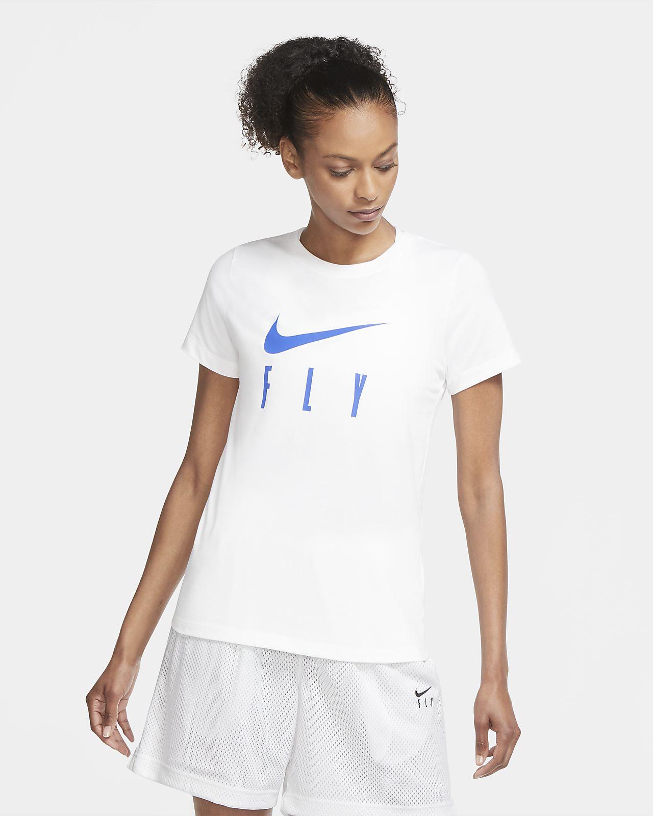 Nike Dri-FIT 女款籃球 T 恤