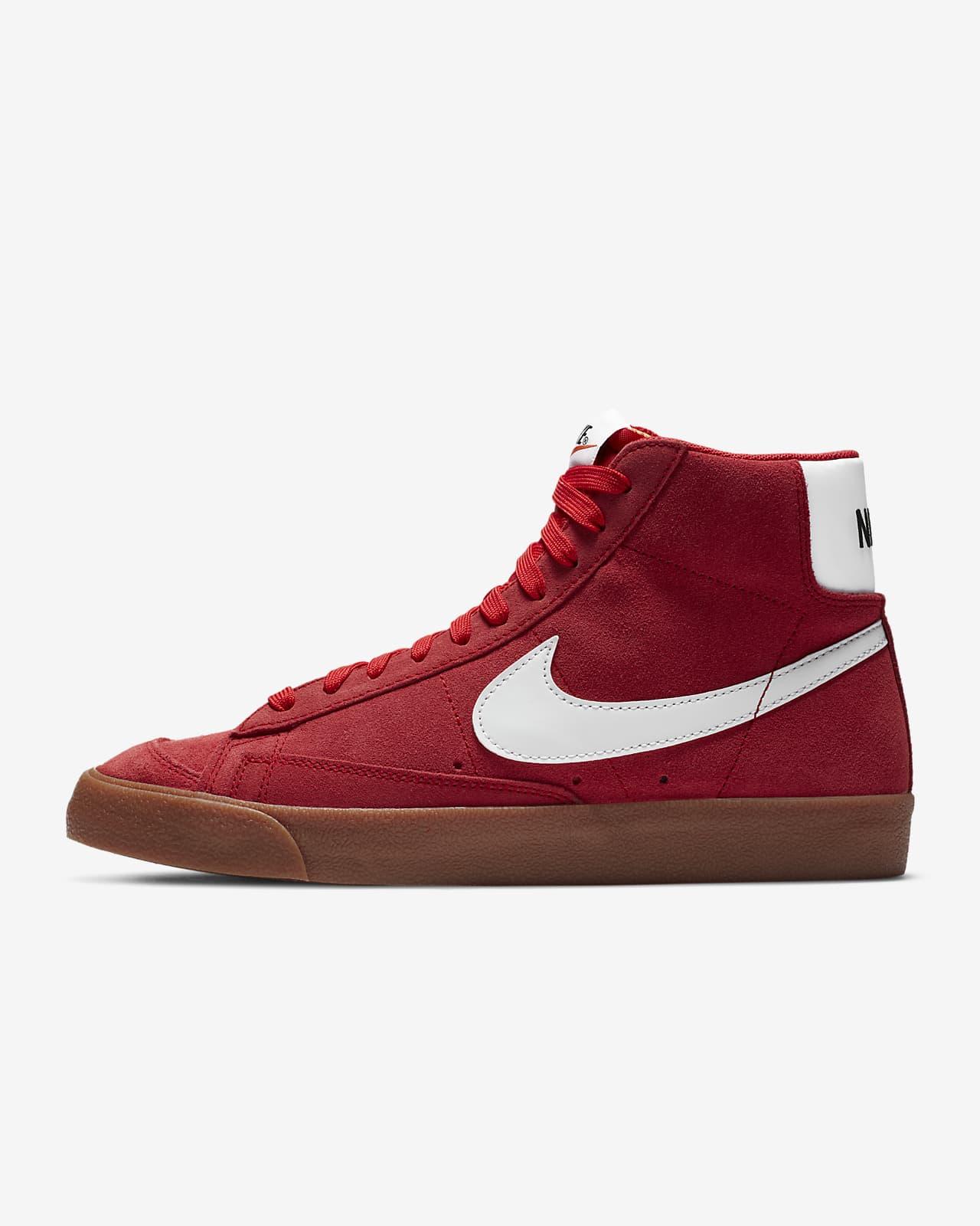 Nike Blazer Mid '77 Suede Shoe