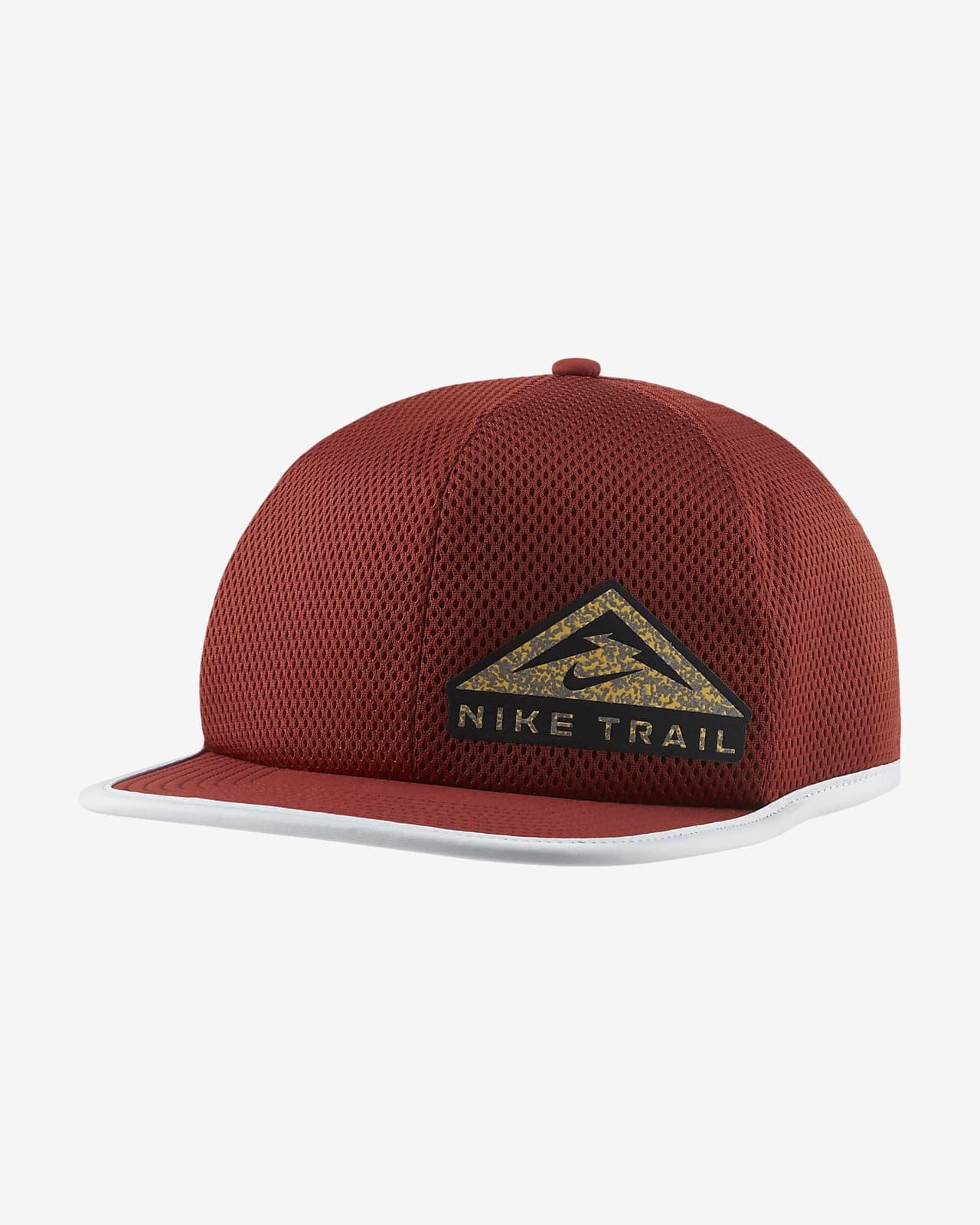 หมวกแก๊ปวิ่งเทรล Nike Dri-FIT Pro
