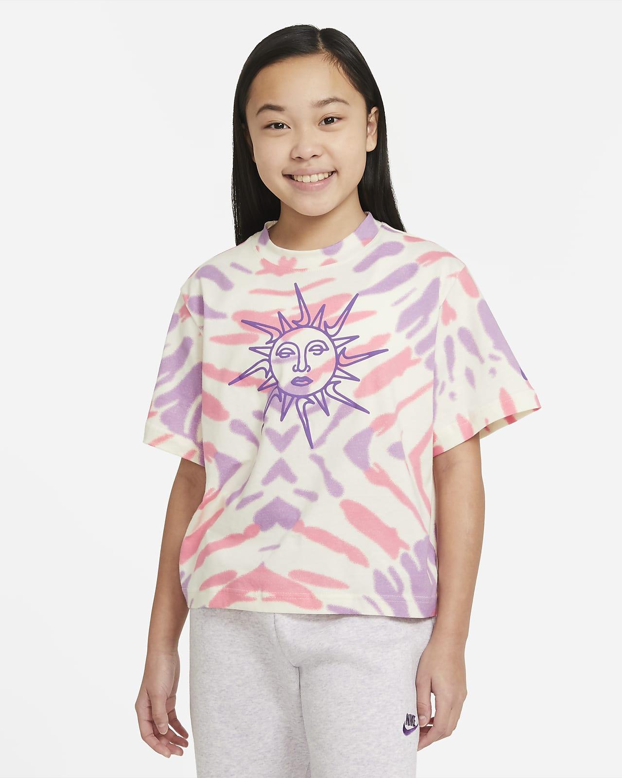 Tričko Nike Sportswear pro větší děti (dívky)