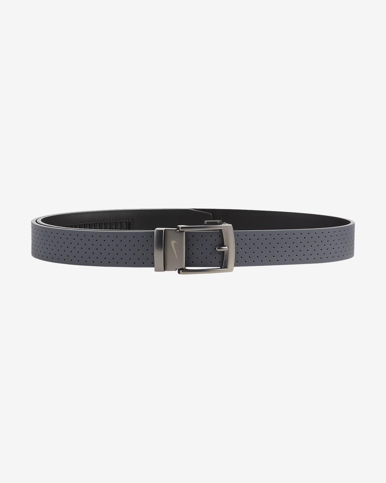 Cinturón de golf con hebilla trinquete para hombre Nike