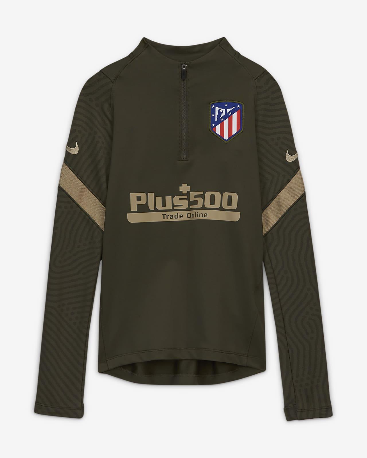 Fotbollsträningströja Atlético de Madrid Strike för ungdom