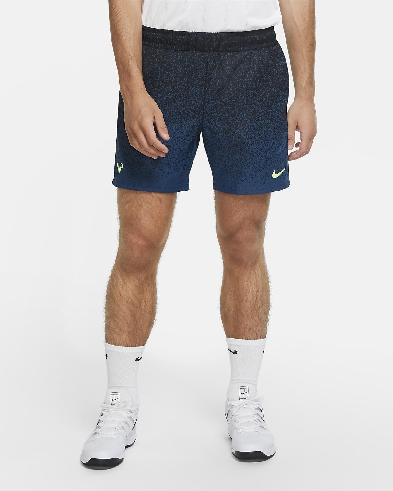 ラファ メンズ 18cm テニスショートパンツ