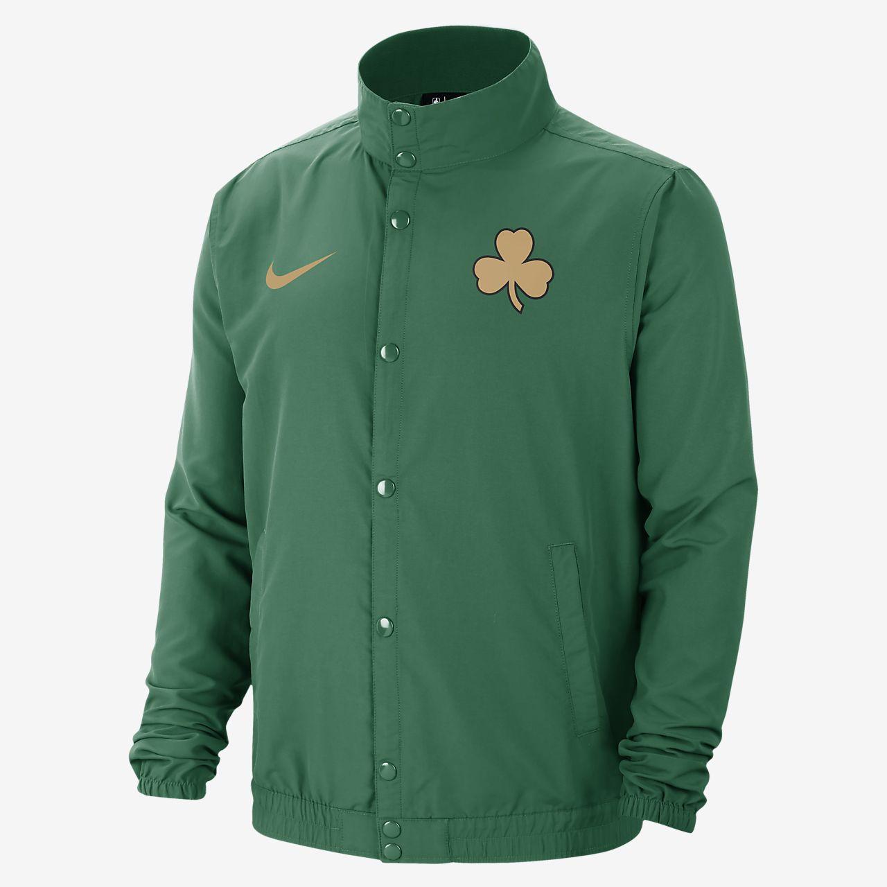 Celtics City Edition DNA Nike NBA jakke til mænd
