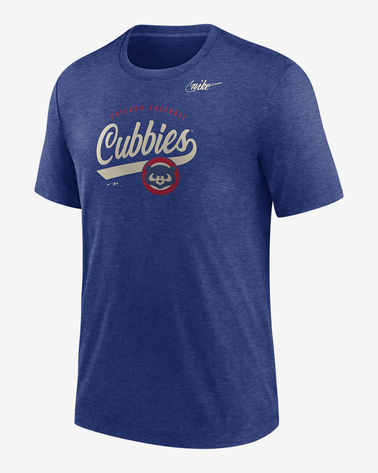 Nike Cooperstown Nickname (MLB Chicago Cubs) Men's T-Shirt