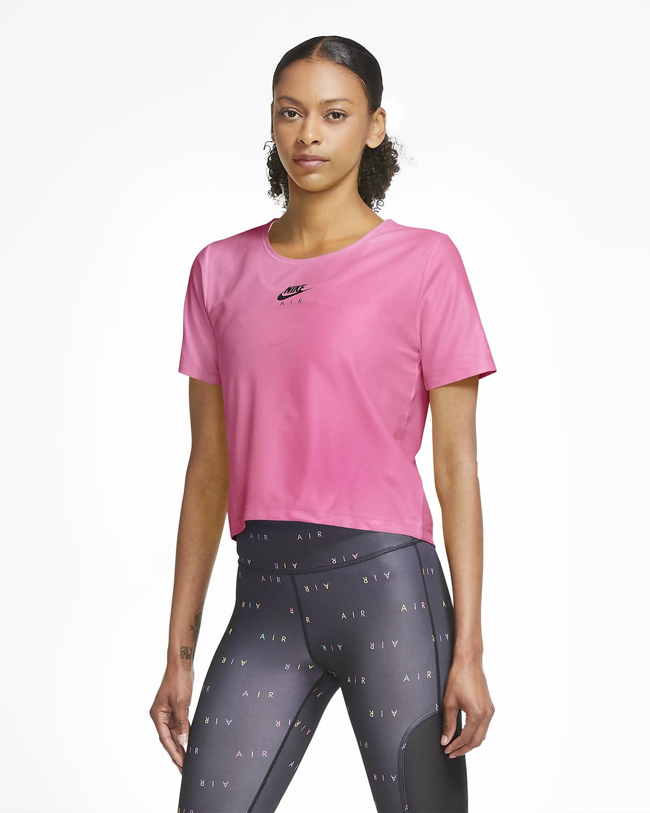 Nike Air Women's Short-Sleeve Running Top