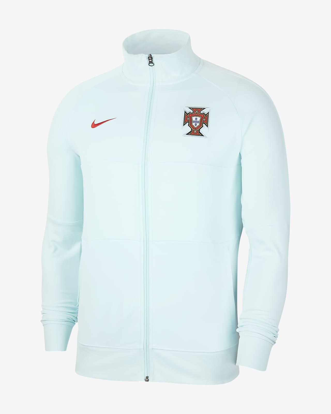 Portugal Men's Football Jacket