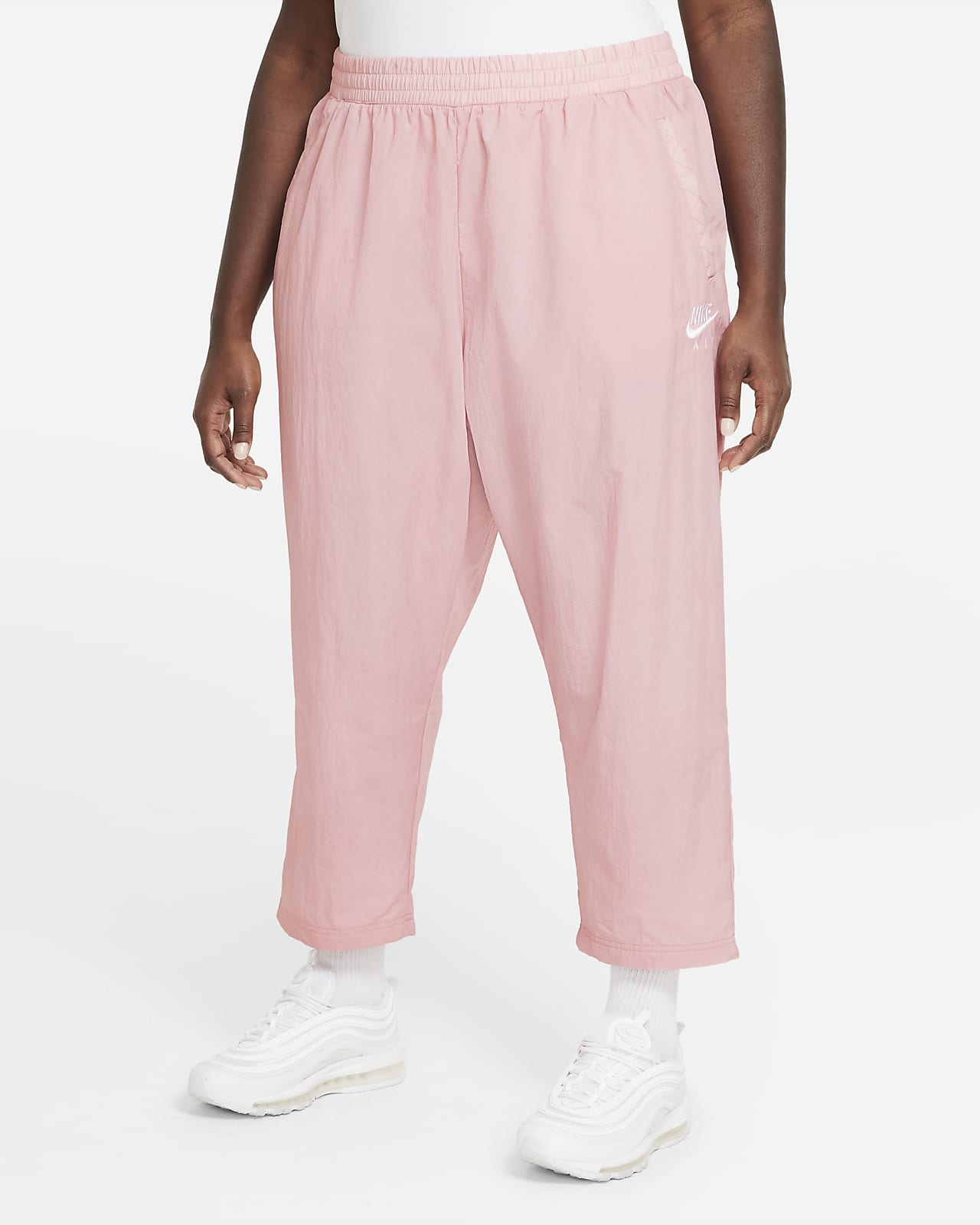 Pantalon tissé Nike Air pour Femme (grande taille)