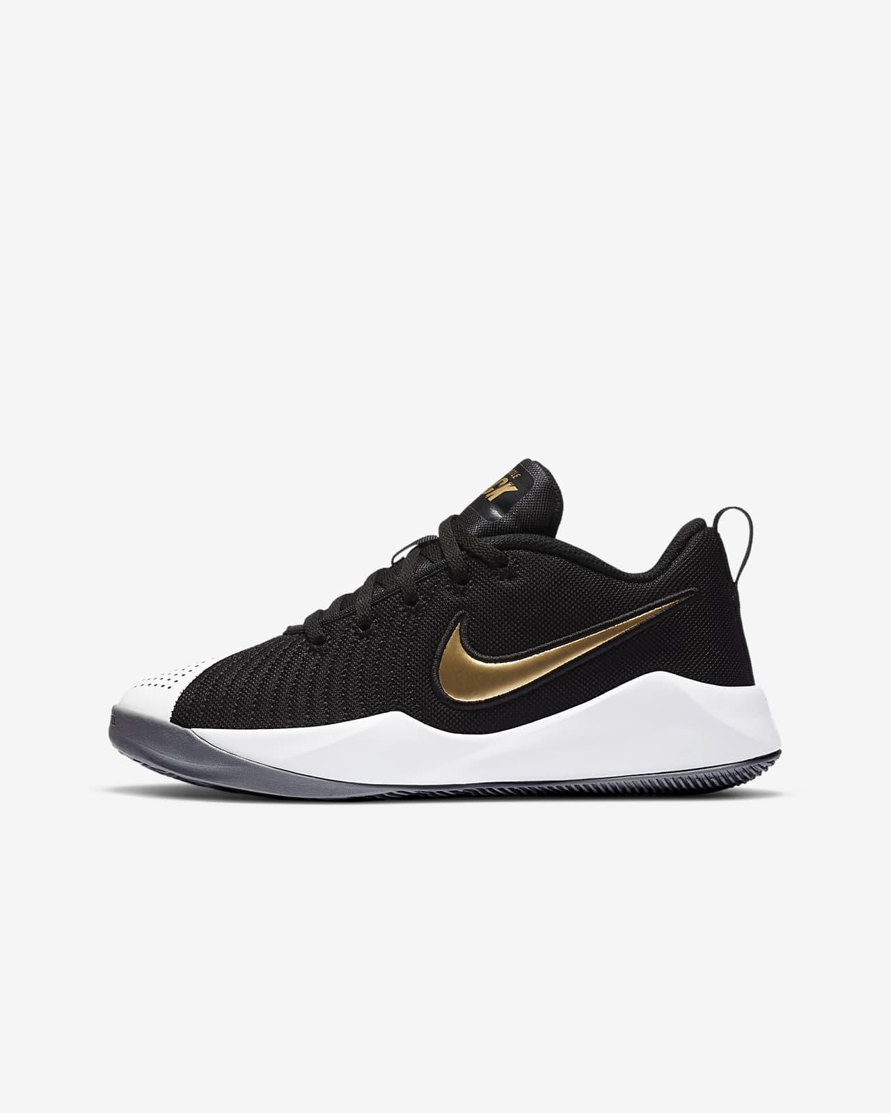 Scarpa Nike Team Hustle Quick 2 - Ragazzi
