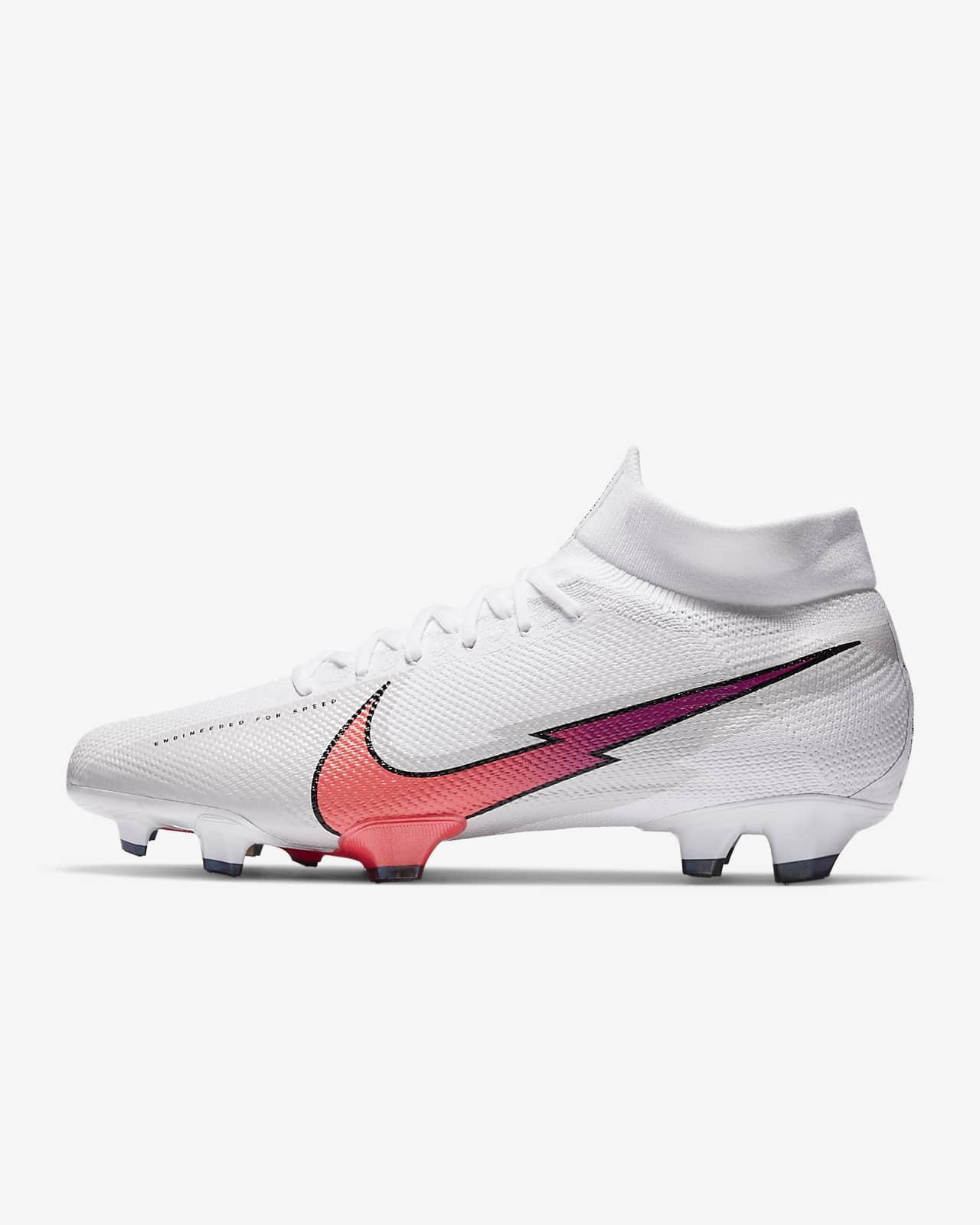 Футбольные бутсы для игры на твердом грунте Nike Mercurial Superfly 7 Pro FG