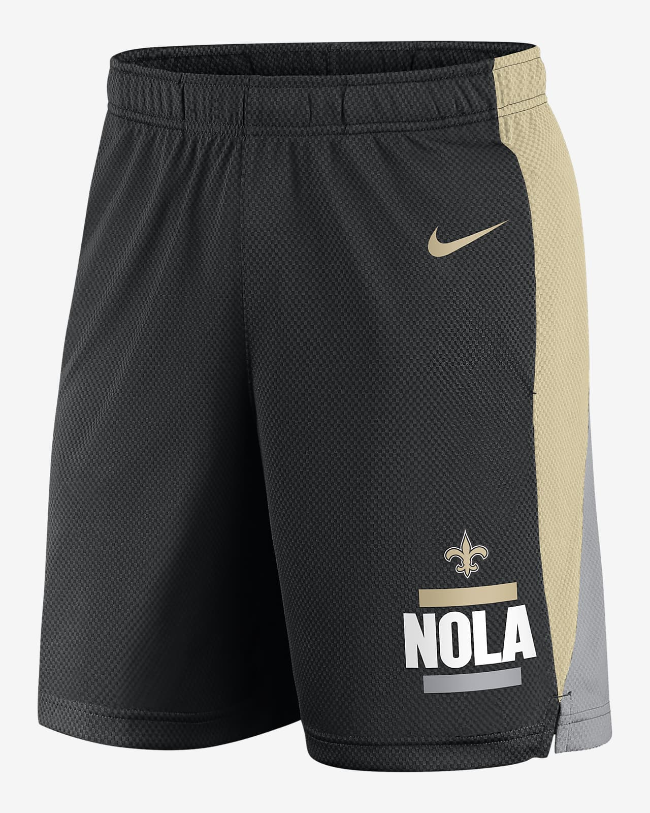 Nike Dri-FIT Broadcast (NFL New Orleans Saints) Men's Shorts