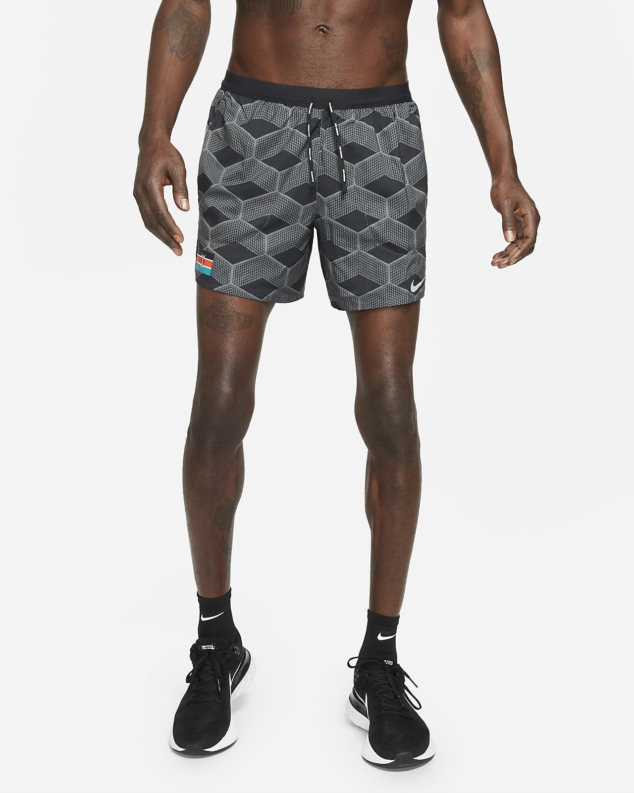 Short de running Nike Dri-FIT Team Kenya Flex Stride pour Homme