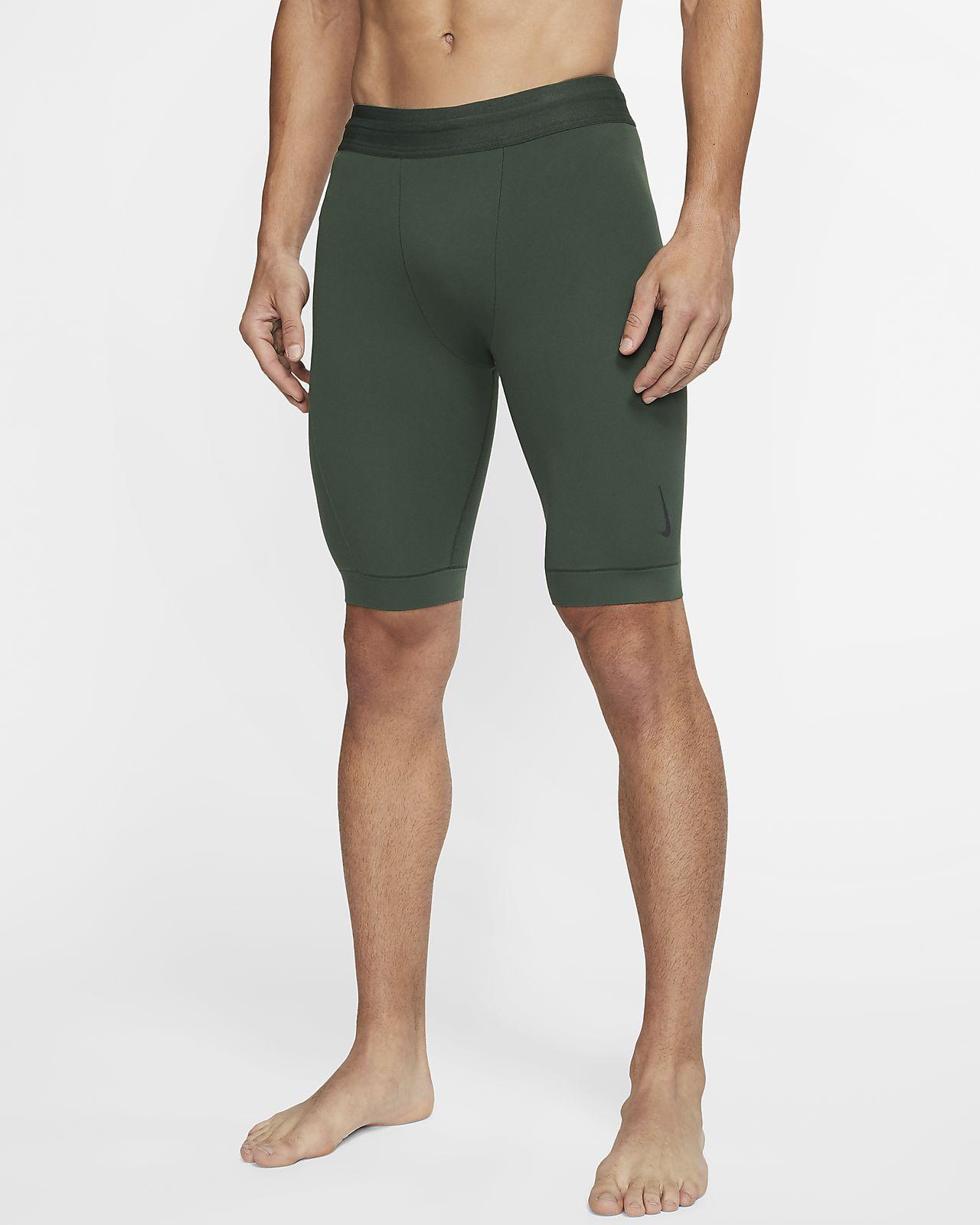 Shorts Infinalon Nike Yoga Dri-FIT för män