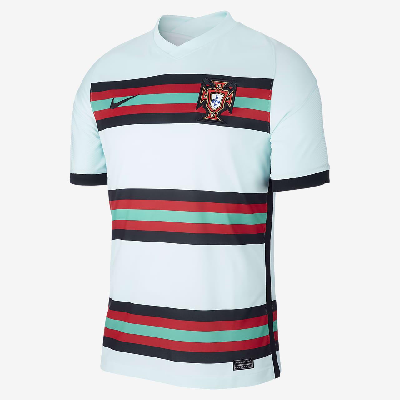 Camiseta de fútbol de visitante para hombre Stadium de Portugal 2020