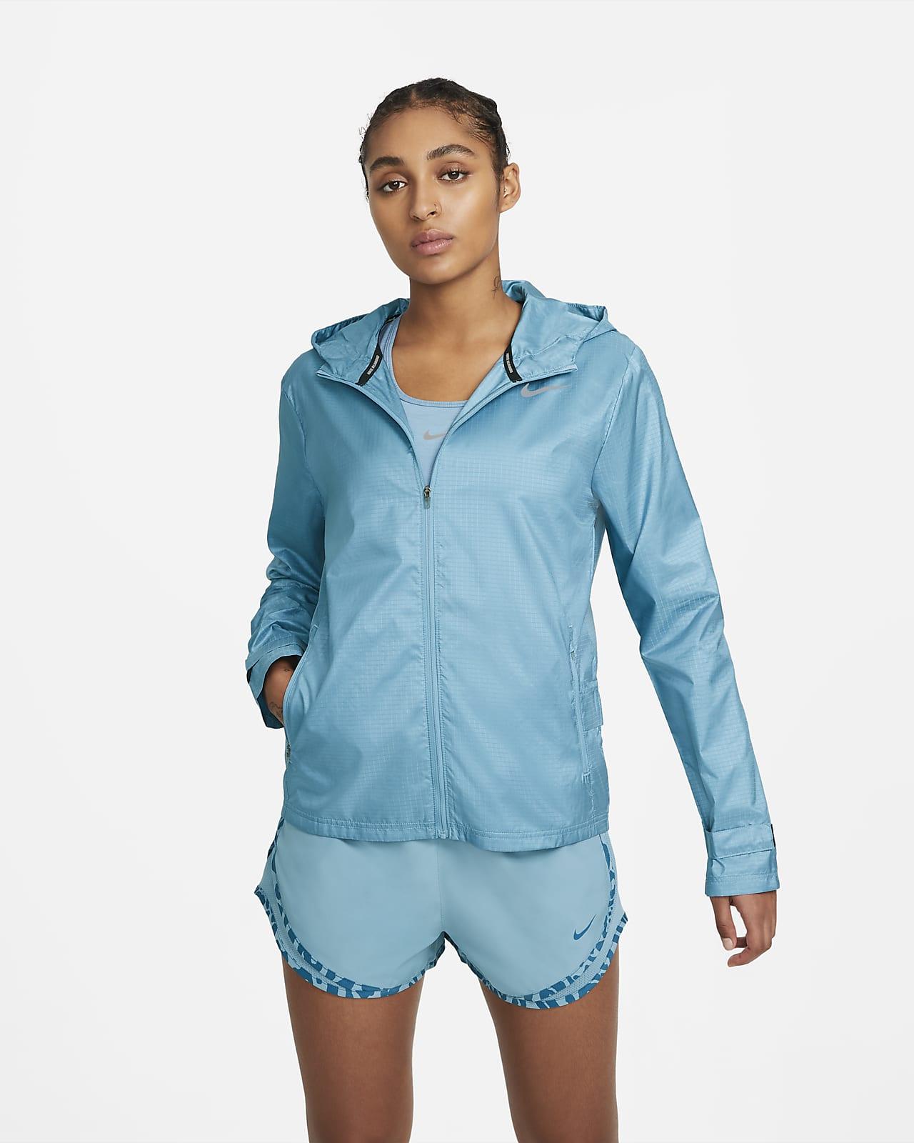 Chamarra de running para mujer Nike Essential