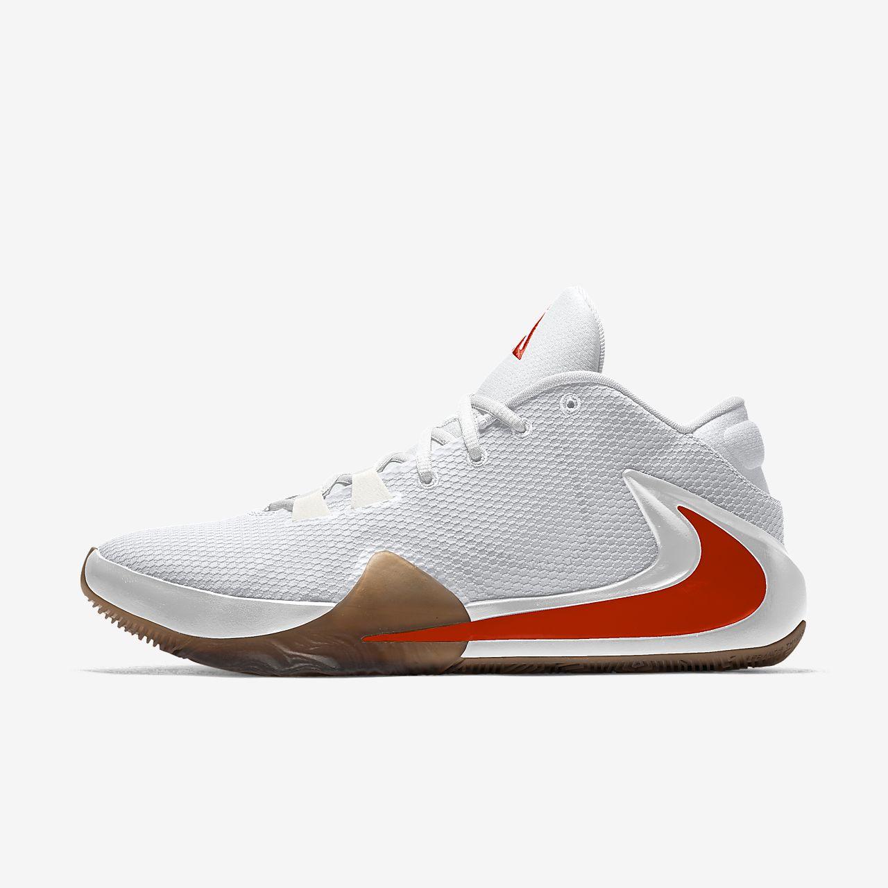 Nike Zoom Freak 1 By You Kişiye Özel Basketbol Ayakkabısı