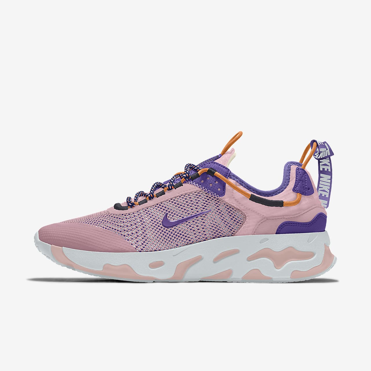 Nike React Live By You Custom Men's Shoe