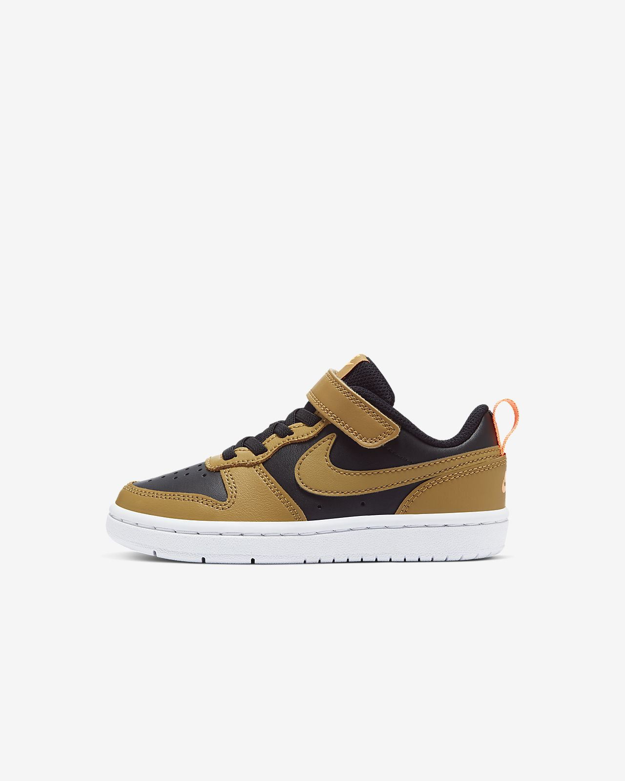nike court borough low homme blanche