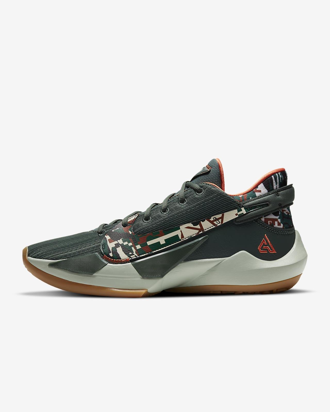 Zoom Freak 2 Basketball Shoe