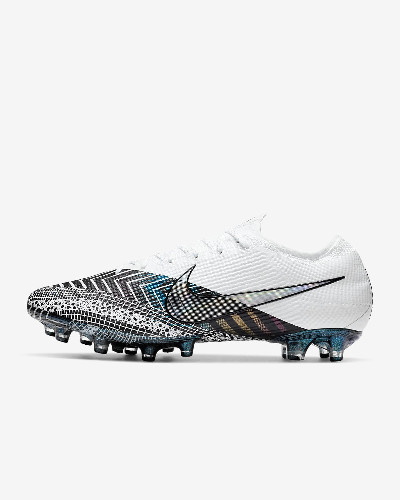 Chaussure de football à crampons pour terrain synthétique Nike Mercurial Vapor 13 Elite MDS AG-PRO