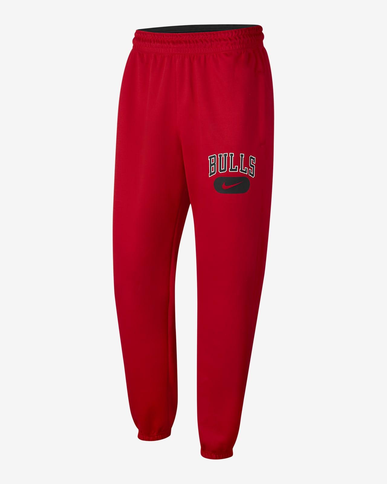 Chicago Bulls Spotlight Men's Nike Dri-FIT NBA Trousers