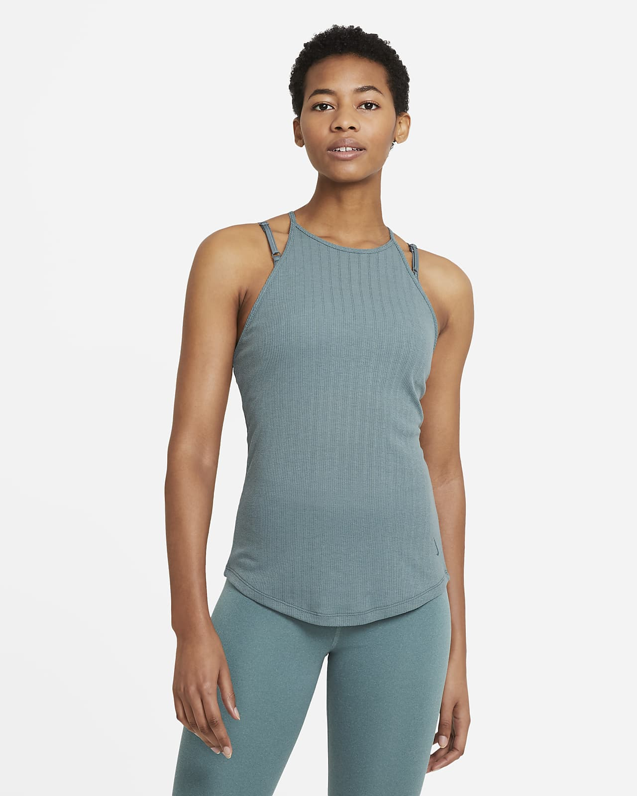 Nike Yoga Pointelle Women's Tank