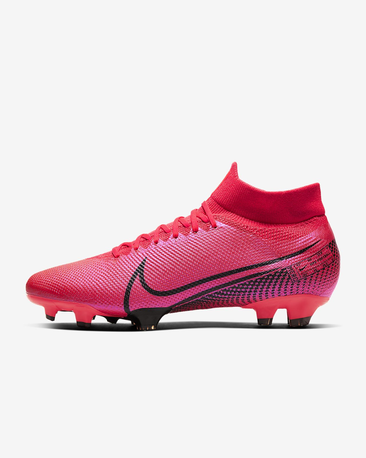 Nike Mercurial Superfly 7 Elite MDS FG Firm Ground Football Boot