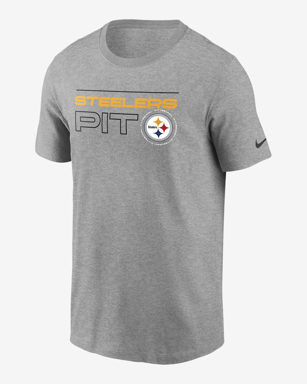 Nike Broadcast Essential (NFL Pittsburgh Steelers) Men's T-Shirt