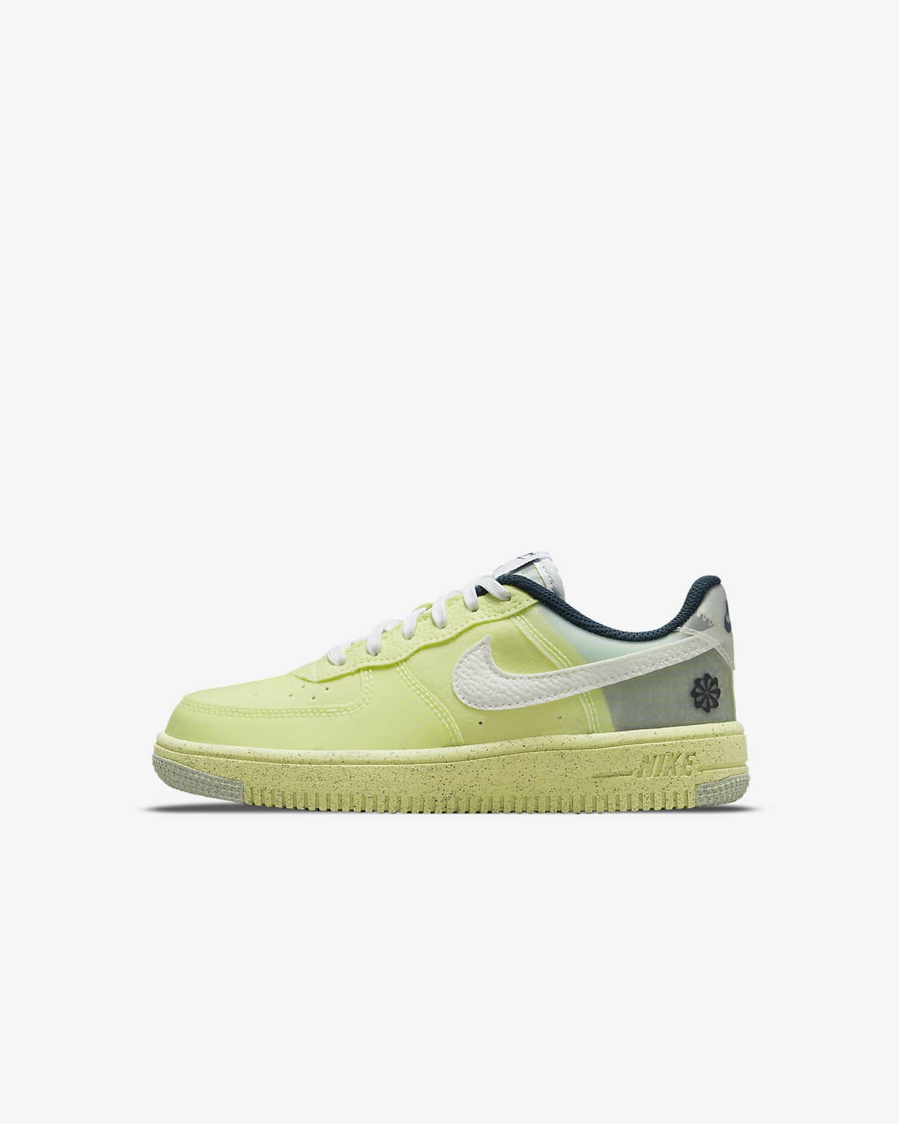 Nike Force 1 Crater Little Kids' Shoes