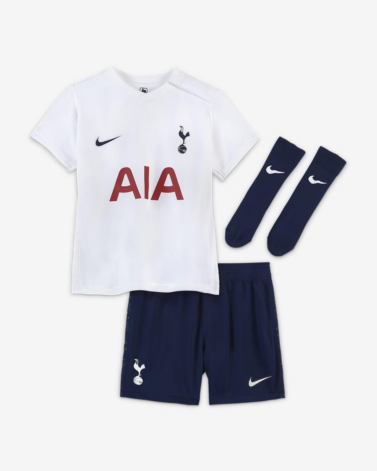 Tottenham Hotspur FC 2021/22 İç Saha Bebek Futbol Forması