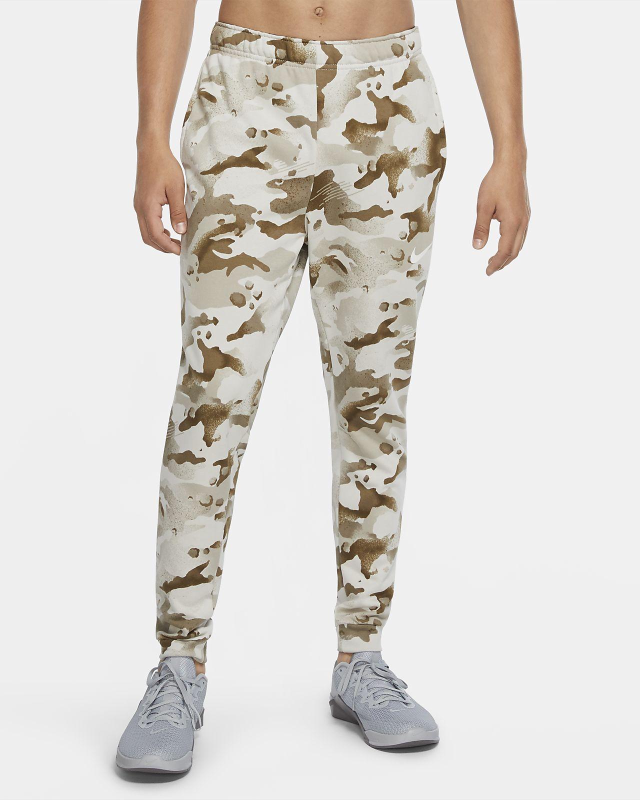 Pantalones de entrenamiento para hombre Nike Dri-FIT Camo