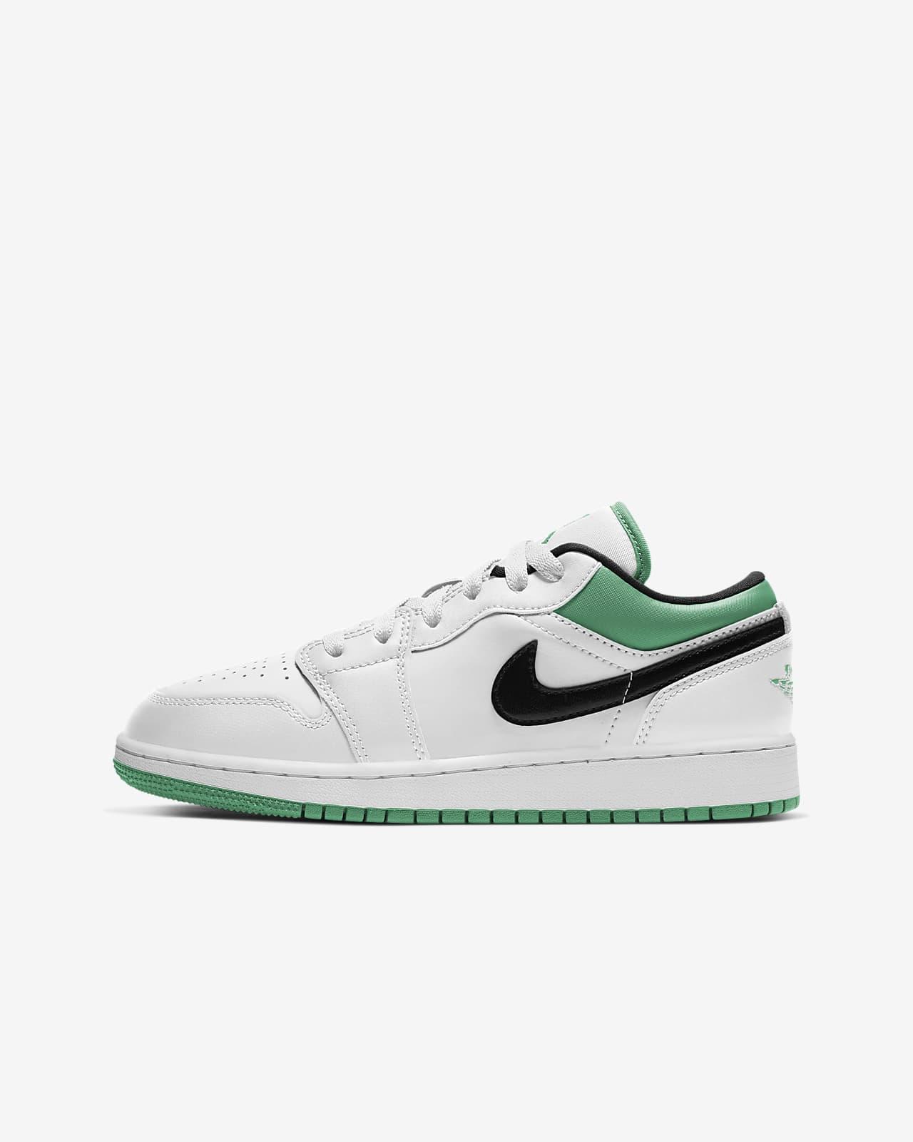 Calzado para niños talla grande Air Jordan 1 Low