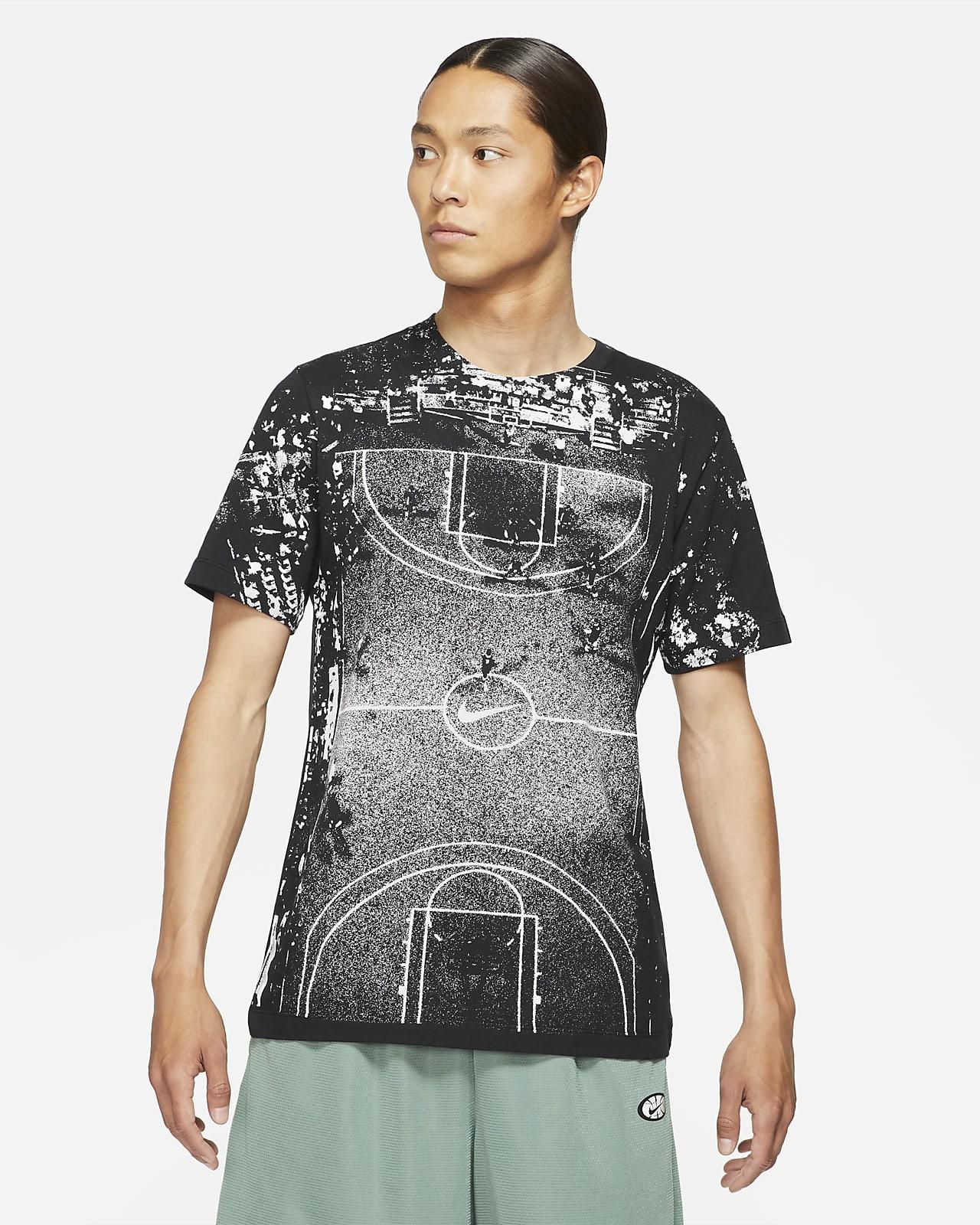 """เสื้อยืดบาสเก็ตบอลผู้ชาย Nike """"NY vs. NY"""""""