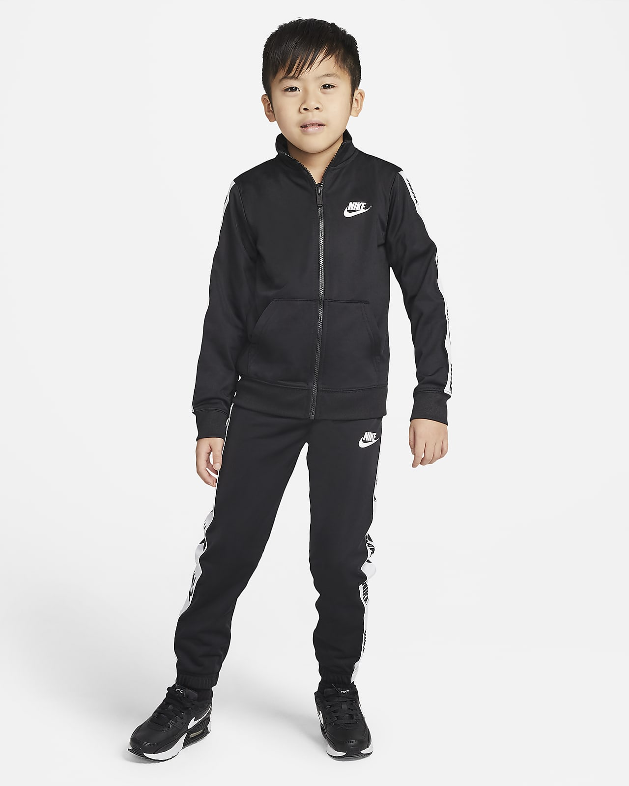Nike Sportswear Little Kids' Jacket and Pants Set