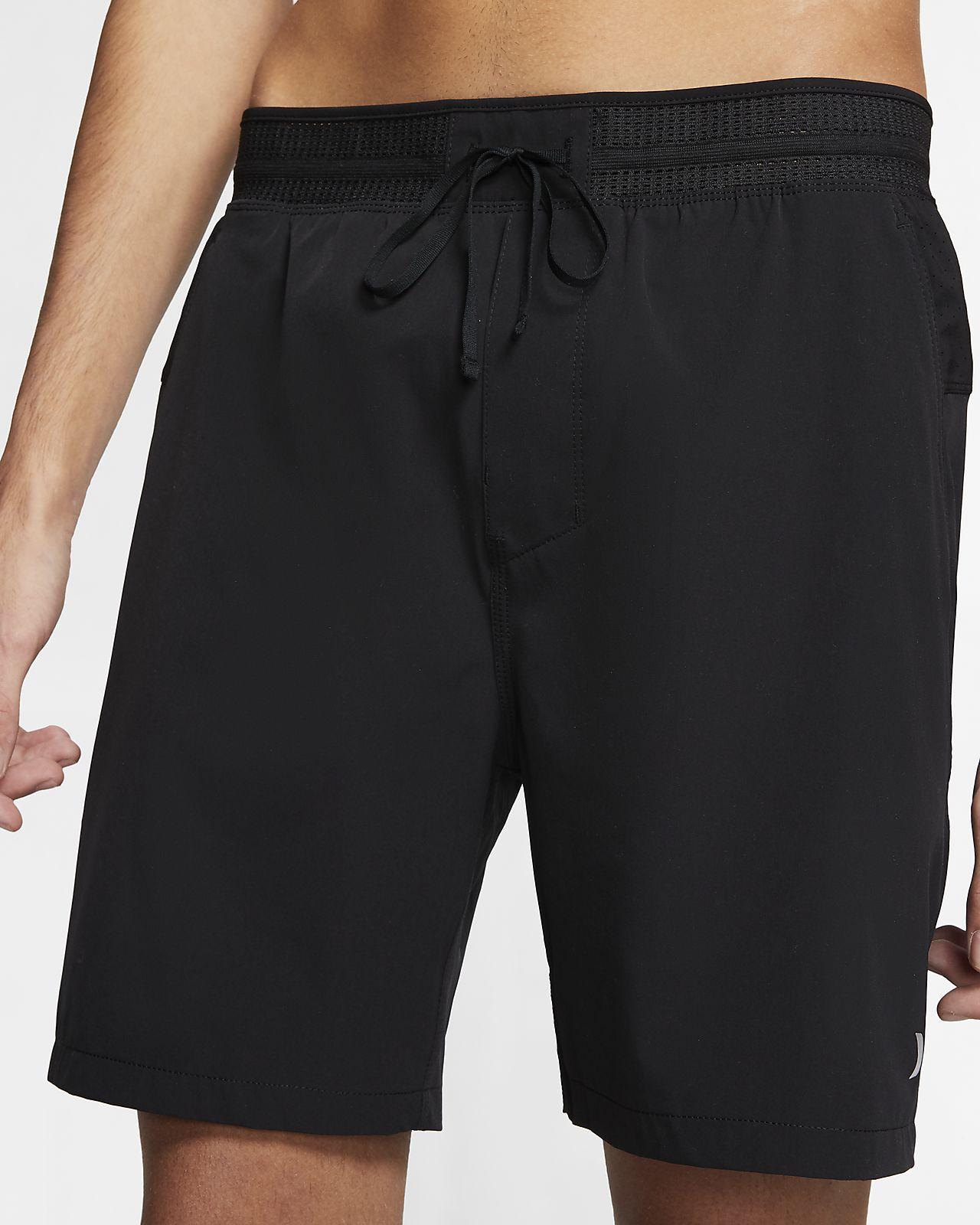"""Hurley Phantom Alpha Men's 18"""" Shorts"""
