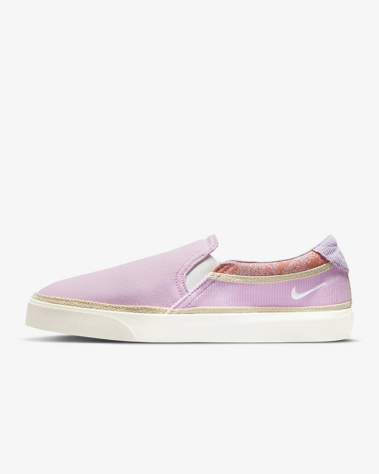 Calzado sin agujetas para mujer Nike Court Legacy