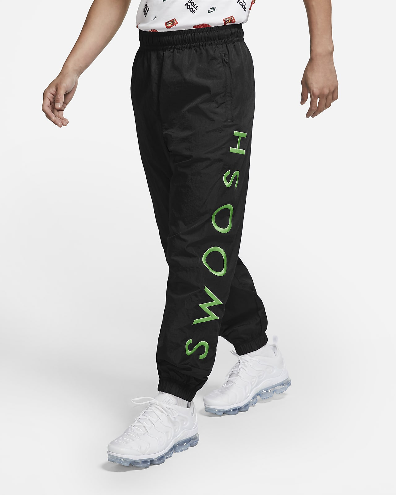 Pantalon tissé Nike Sportswear Swoosh pour Homme